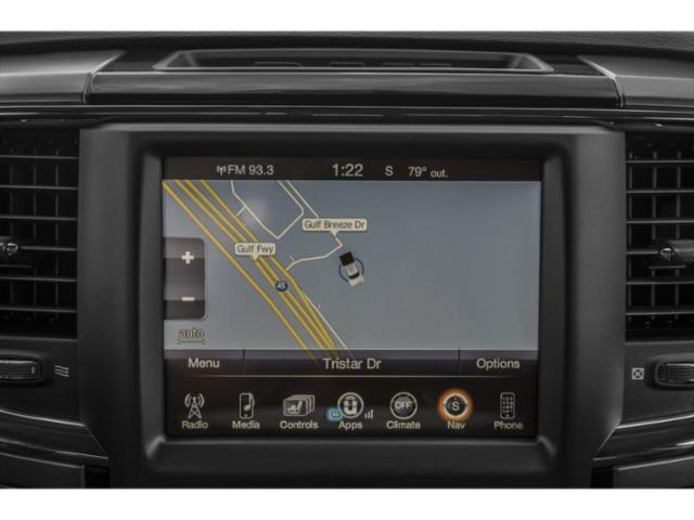 2013 Ram Truck 1500 Prices and Values Regular Cab R/T 2WD navigation system