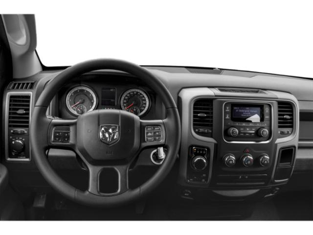 2013 Ram Truck 1500 Prices and Values Regular Cab R/T 2WD driver's dashboard