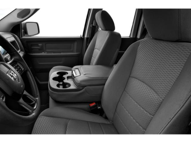 2013 Ram Truck 1500 Prices and Values Regular Cab R/T 2WD front seat interior