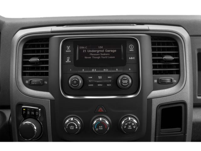 2013 Ram Truck 1500 Prices and Values Regular Cab R/T 2WD stereo system