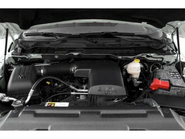 2013 Ram Truck 1500 Prices and Values Regular Cab R/T 2WD engine