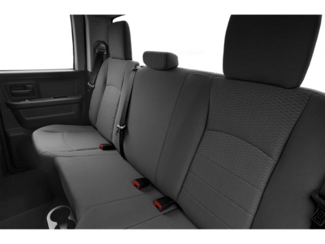 2013 Ram Truck 1500 Prices and Values Regular Cab R/T 2WD backseat interior