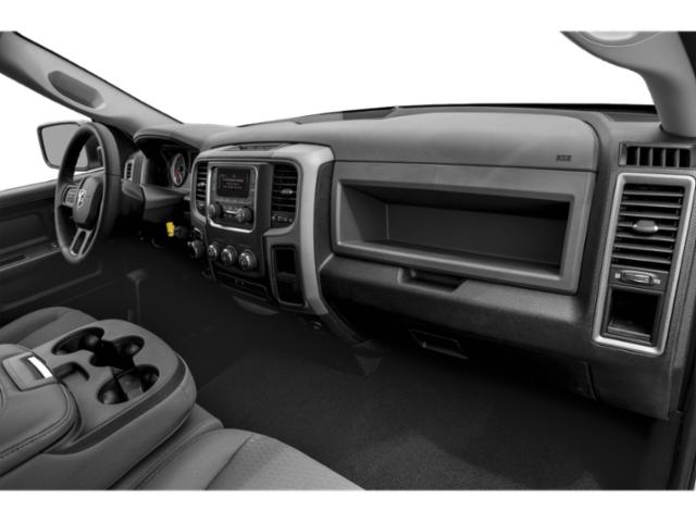 2013 Ram Truck 1500 Prices and Values Regular Cab R/T 2WD passenger's dashboard