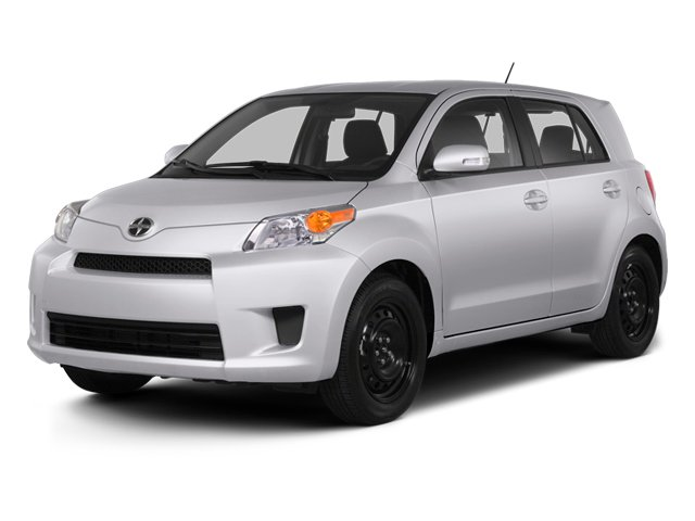 2013 Scion xD Pictures xD Hatchback 5D I4 photos side front view