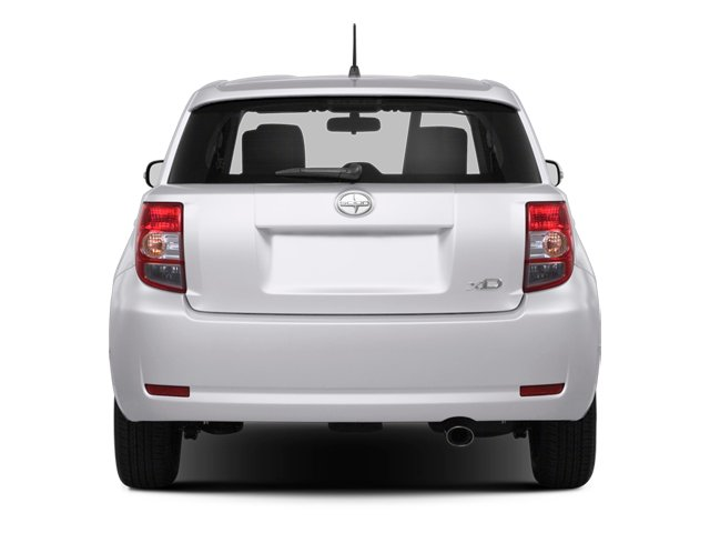 2013 Scion xD Pictures xD Hatchback 5D I4 photos rear view