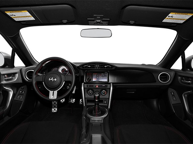 2013 Scion FR-S Prices and Values Coupe 2D full dashboard
