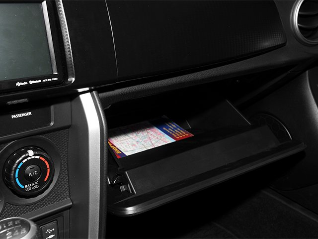 2013 Scion FR-S Prices and Values Coupe 2D glove box