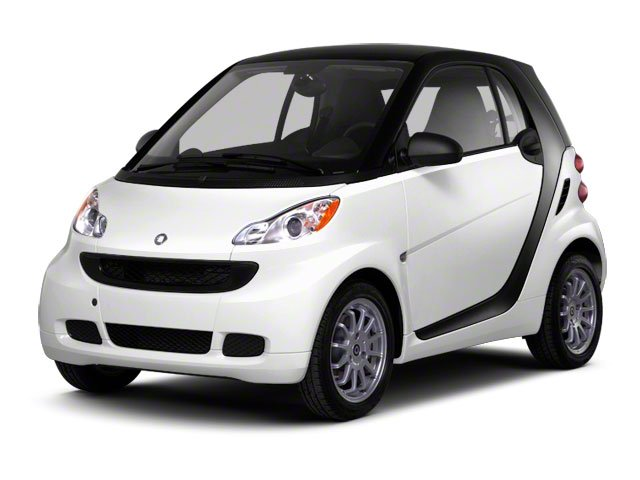 smart fortwo Coupe 2013 Coupe 2D Passion - Фото 1