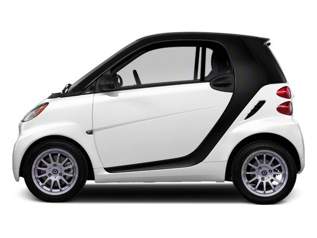 2013 smart fortwo Prices and Values Coupe 2D Passion side view