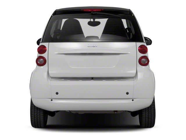 2013 smart fortwo Prices and Values Coupe 2D Passion rear view