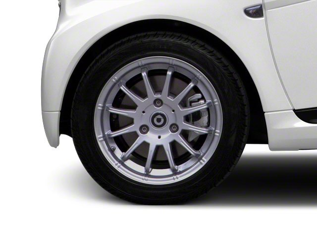 2013 smart fortwo Prices and Values Coupe 2D Passion wheel