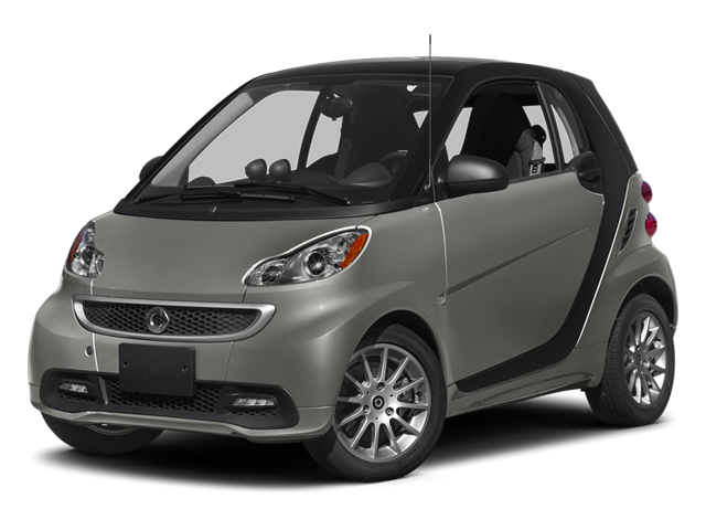 smart fortwo Coupe 2013 Coupe 2D Pure - Фото 1