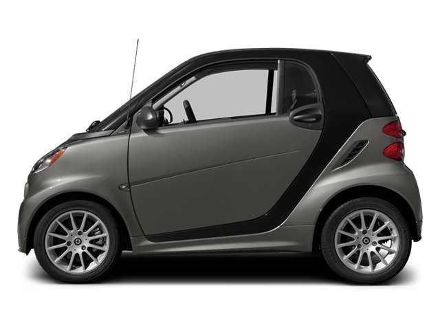 smart fortwo Coupe 2013 Coupe 2D Pure - Фото 3