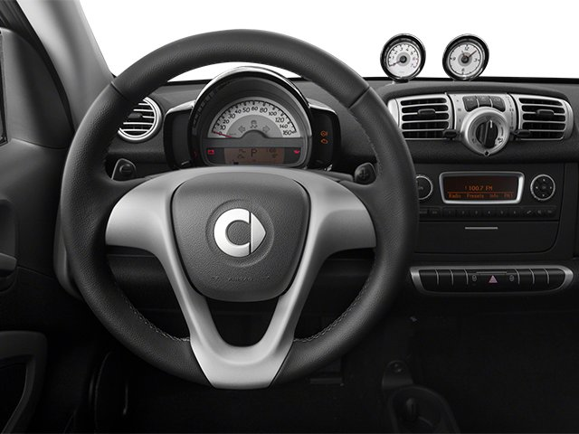 smart fortwo Coupe 2013 Coupe 2D Pure - Фото 4