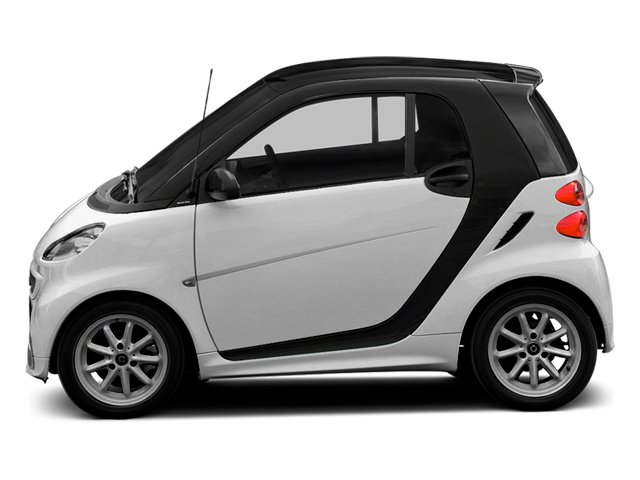 2013 smart fortwo electric drive Prices and Values Coupe 2D Electric side view