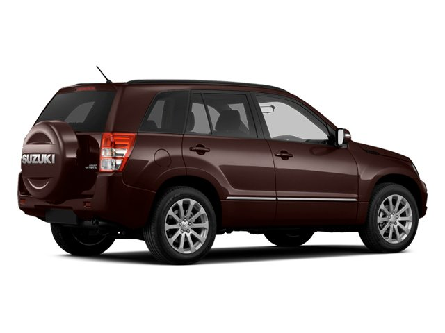 2013 Suzuki Grand Vitara Prices and Values Utility 4D Limited 2WD I4 side rear view