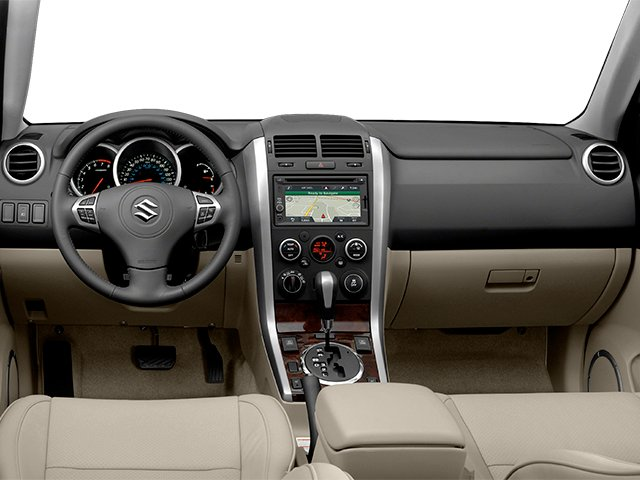 2013 Suzuki Grand Vitara Prices and Values Utility 4D Limited 2WD I4 full dashboard