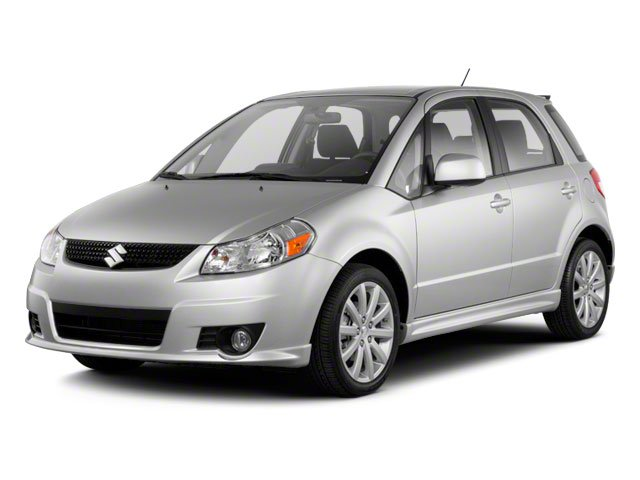 2013 Suzuki SX4 Prices and Values Hatchback 5D I4 side front view