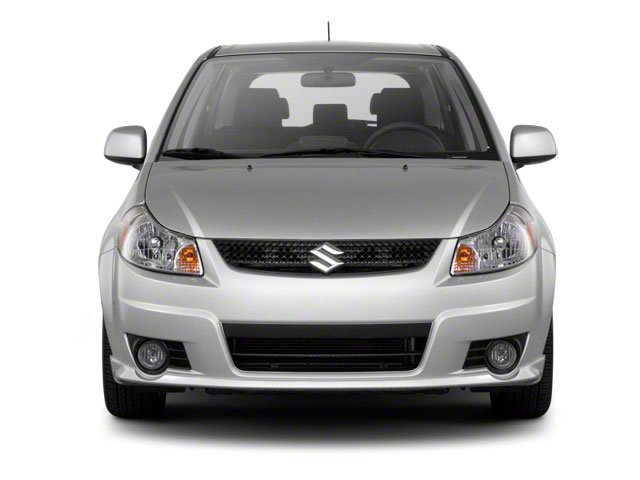 2013 Suzuki SX4 Prices and Values Hatchback 5D I4 front view