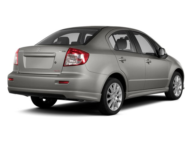 2013 Suzuki SX4 Prices and Values Sedan 4D I4 side rear view