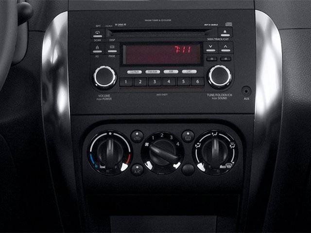2013 Suzuki SX4 Prices and Values Sedan 4D I4 stereo system