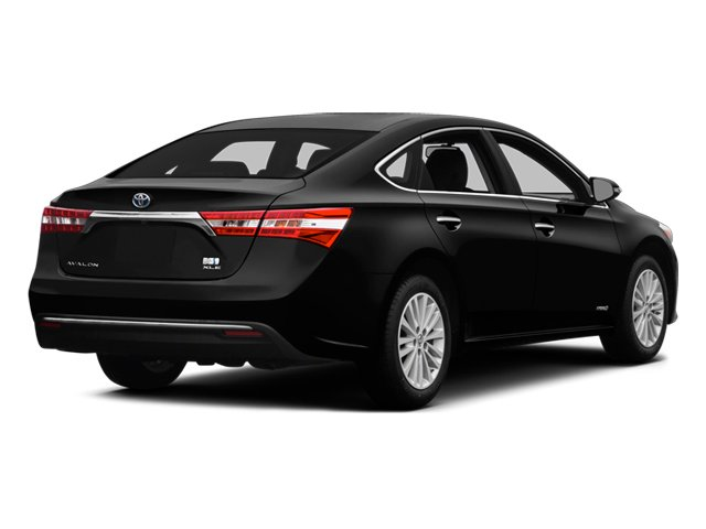 2013 Toyota Avalon Hybrid Prices and Values Sedan 4D XLE Touring I4 Hybrid side rear view