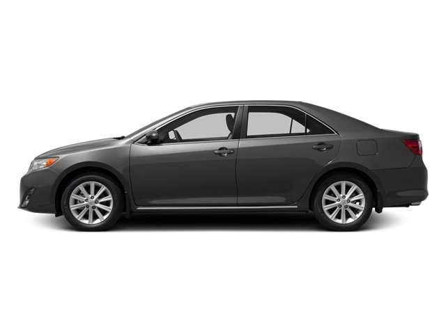 2013 Toyota Camry Prices and Values Sedan 4D XLE I4 side view