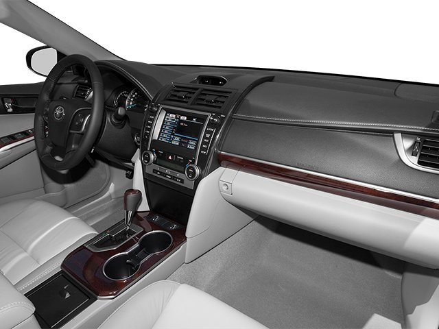 2013 Toyota Camry Prices and Values Sedan 4D XLE I4 passenger's dashboard
