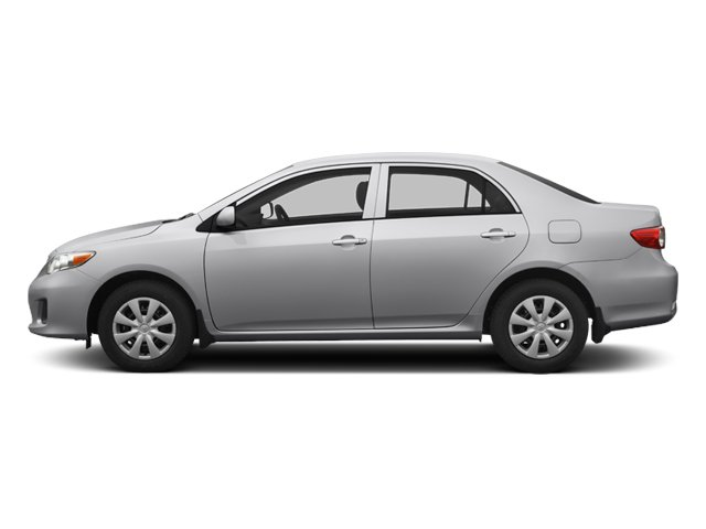 2013 Toyota Corolla Prices and Values Sedan 4D L I4 side view