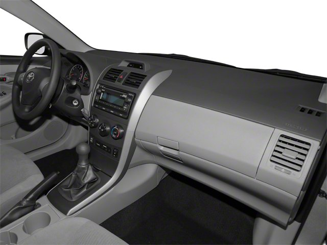 2013 Toyota Corolla Prices and Values Sedan 4D L I4 passenger's dashboard