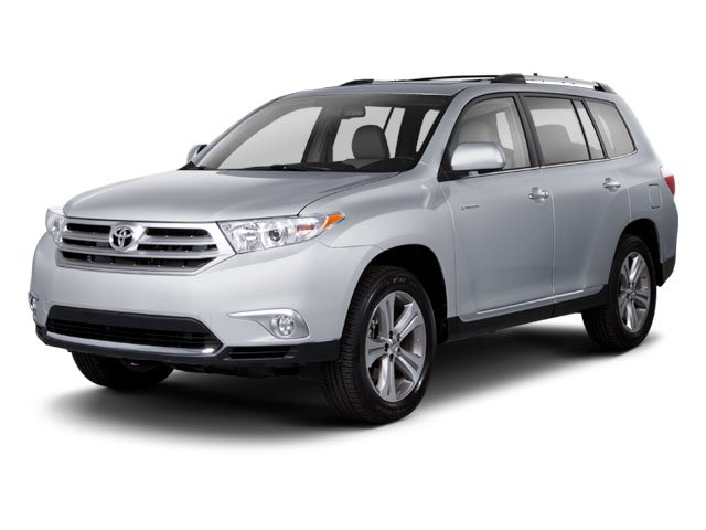 2013 Toyota Highlander Prices and Values Utility 4D Plus 2WD V6