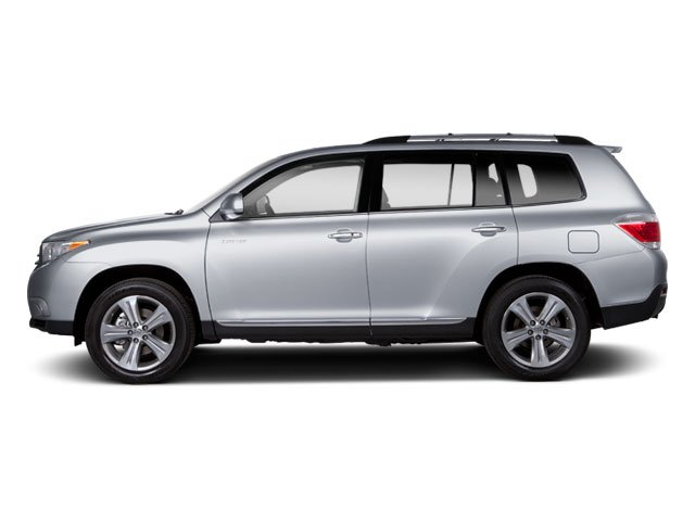 2013 Toyota Highlander Prices and Values Utility 4D Plus 2WD V6 side view
