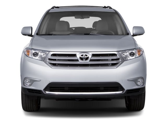 2013 Toyota Highlander Prices and Values Utility 4D Plus 2WD V6 front view