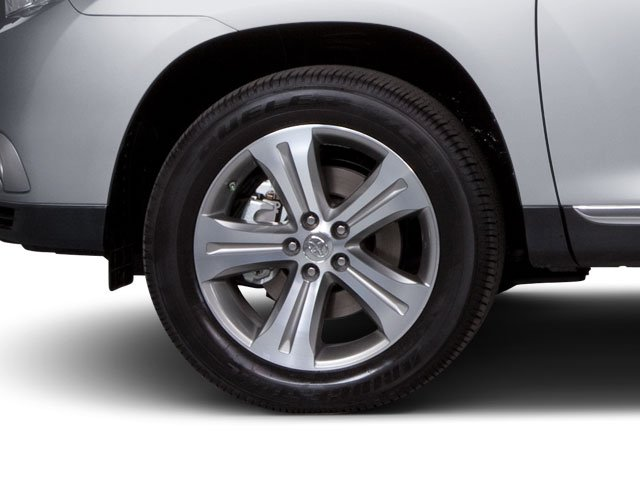 2013 Toyota Highlander Prices and Values Utility 4D Plus 2WD V6 wheel