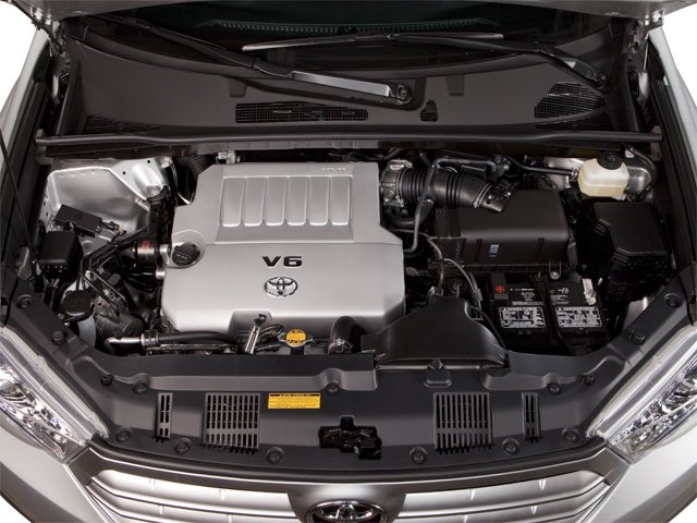 2013 Toyota Highlander Prices and Values Utility 4D Plus 2WD V6 engine