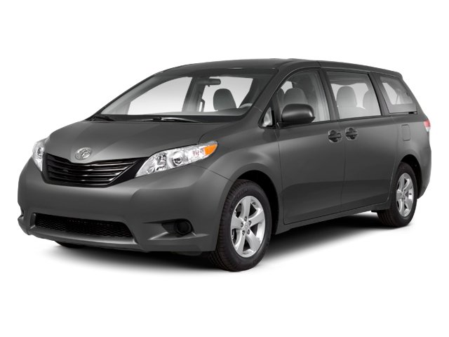 2013 Toyota Sienna Prices and Values Wagon 5D Limited V6