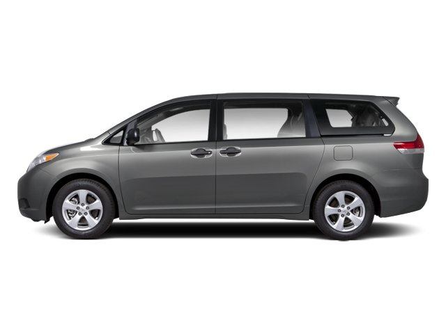 2013 Toyota Sienna Prices and Values Wagon 5D Limited V6 side view