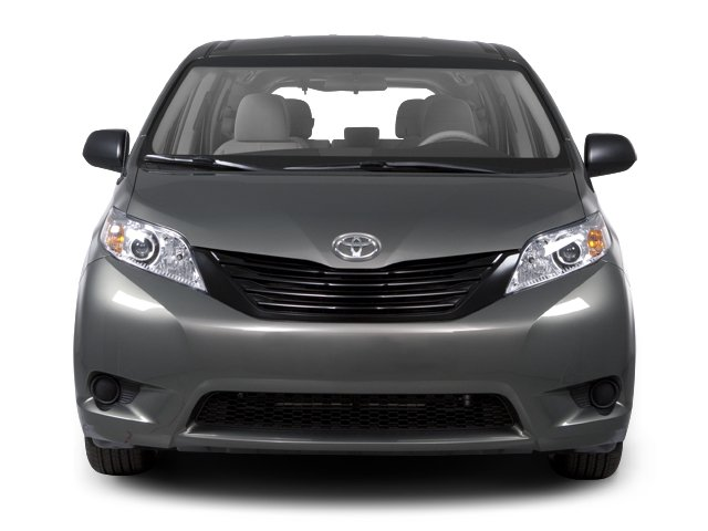 2013 Toyota Sienna Prices and Values Wagon 5D Limited V6 front view