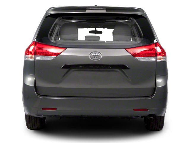 2013 Toyota Sienna Prices and Values Wagon 5D Limited V6 rear view