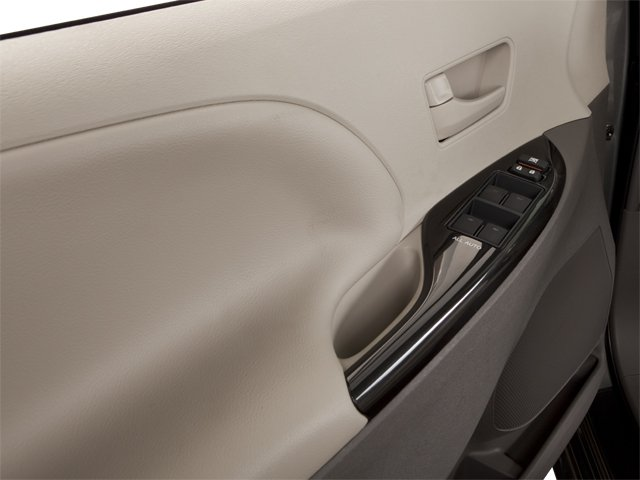 2013 Toyota Sienna Prices and Values Wagon 5D Limited V6 driver's door