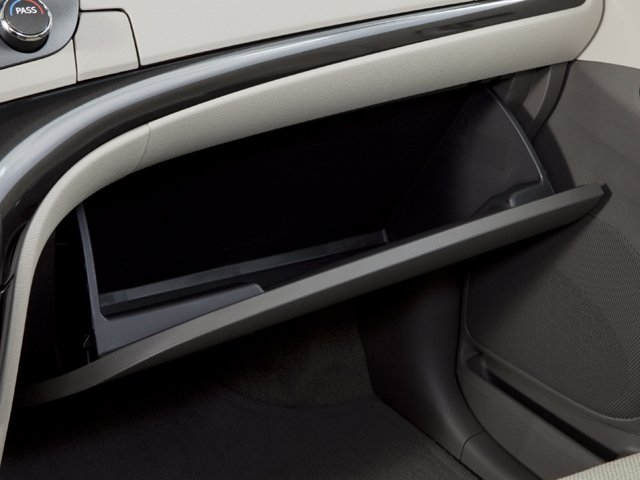 2013 Toyota Sienna Prices and Values Wagon 5D Limited V6 glove box