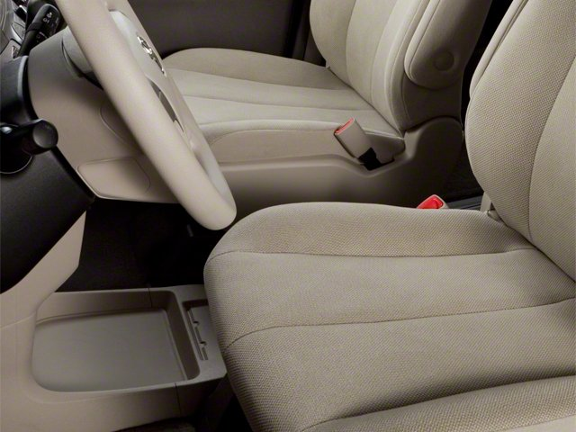2013 Toyota Sienna Prices and Values Wagon 5D Limited V6 center storage console