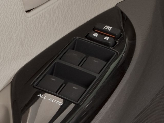 2013 Toyota Sienna Prices and Values Wagon 5D Limited V6 driver's side interior controls