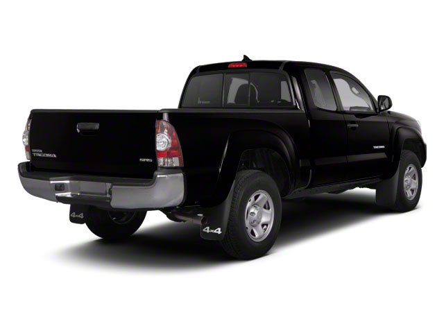 2013 Toyota Tacoma Pictures Tacoma Base Access Cab 4WD V6 photos side rear view