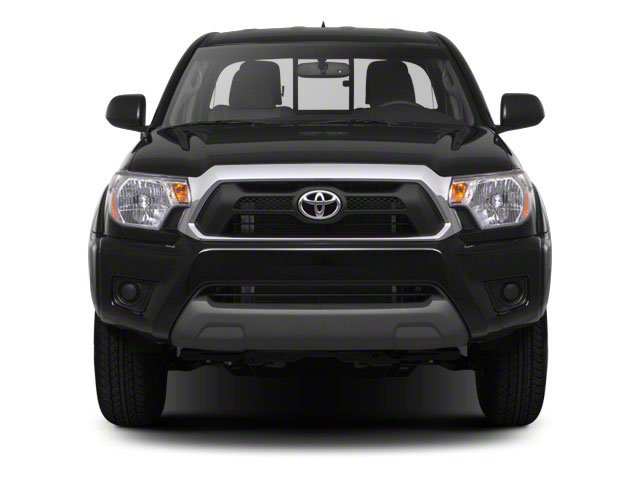 2013 Toyota Tacoma Pictures Tacoma Base Access Cab 4WD V6 photos front view