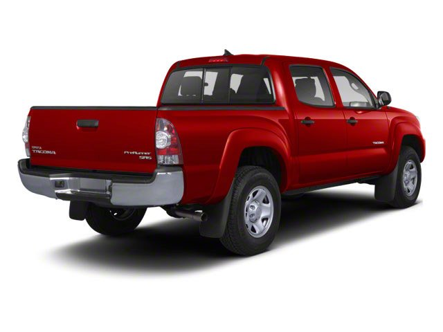 2013 Toyota Tacoma Prices and Values PreRunner 2WD V6 side rear view