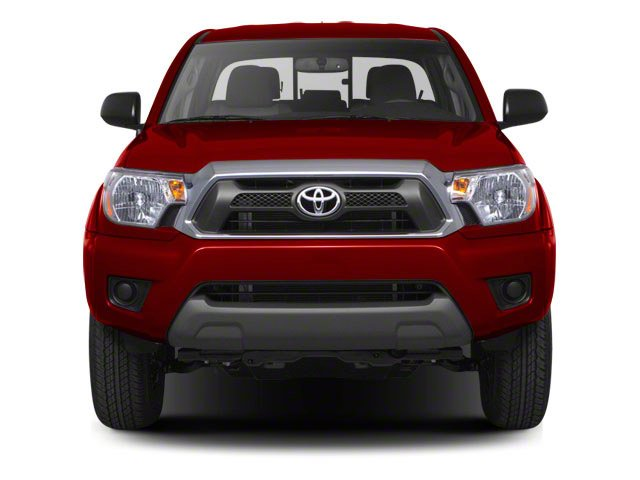 2013 Toyota Tacoma Prices and Values PreRunner 2WD V6 front view