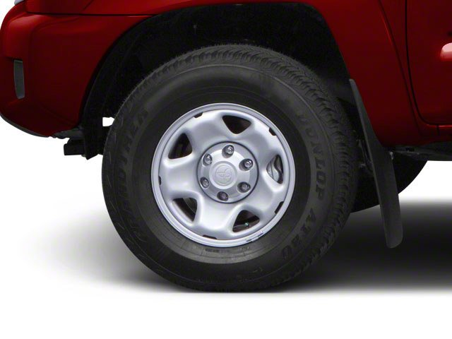 2013 Toyota Tacoma Prices and Values PreRunner 2WD V6 wheel