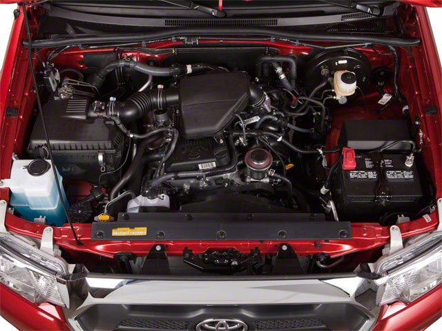 2013 Toyota Tacoma Prices and Values PreRunner 2WD V6 engine