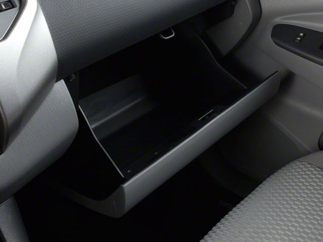 2013 Toyota Tacoma Prices and Values PreRunner 2WD V6 glove box
